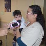 Dra. Cecilia Moreno - Médica del Hospital Regional de Concepción
