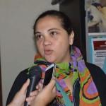 Guadalupe Rivero- Trabajadora social- Hospital de Día Obarrio