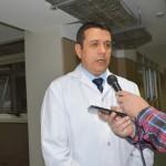 Samuel Semrik  -Director del Hospital de día Néstor Kirchner