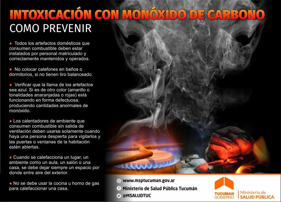 El mon xido de carbono es un asesino silencioso - Detectores de monoxido de carbono ...