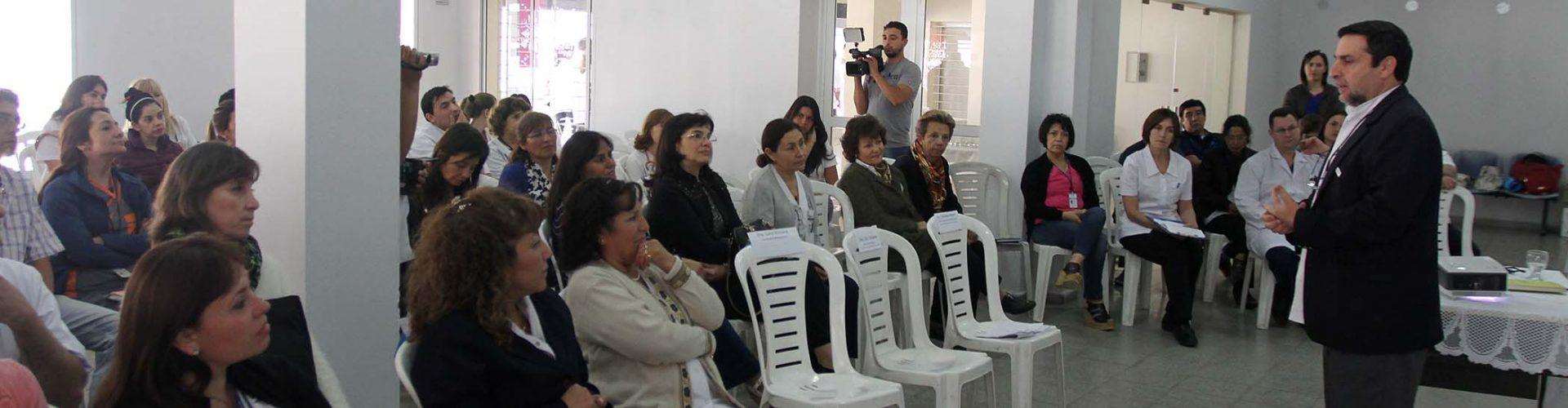 El Hospital Avellaneda es referente en Enfermedades Respiratorias
