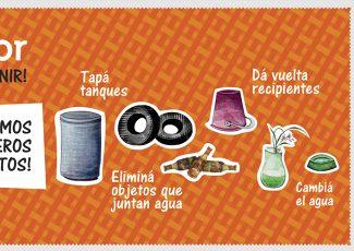 Jornada de prevención de Dengue, Zika y Chikungunya
