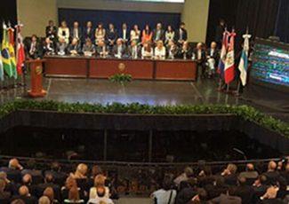 El gobernador Manzur asumió la presidencia Pro Tempore en el plenario de ZICOSUR
