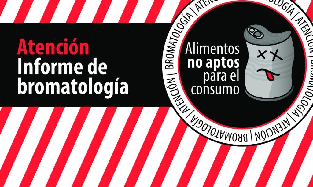 Alerta sobre el consumo de productos prohibidos