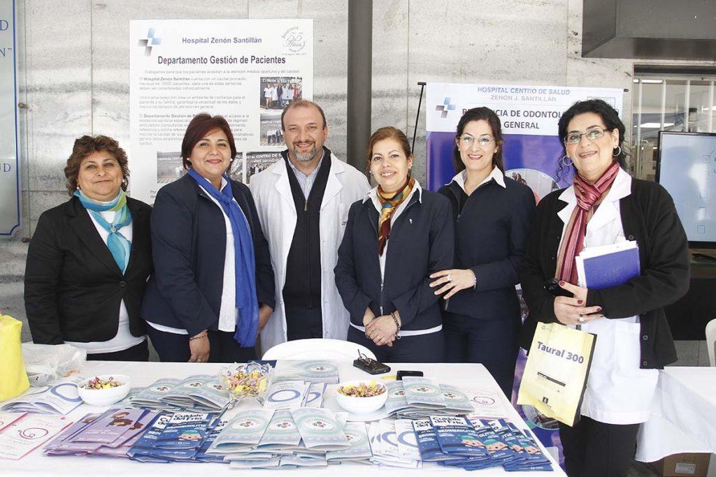 El Centro de Salud ofreció stands informativos para la comunidad