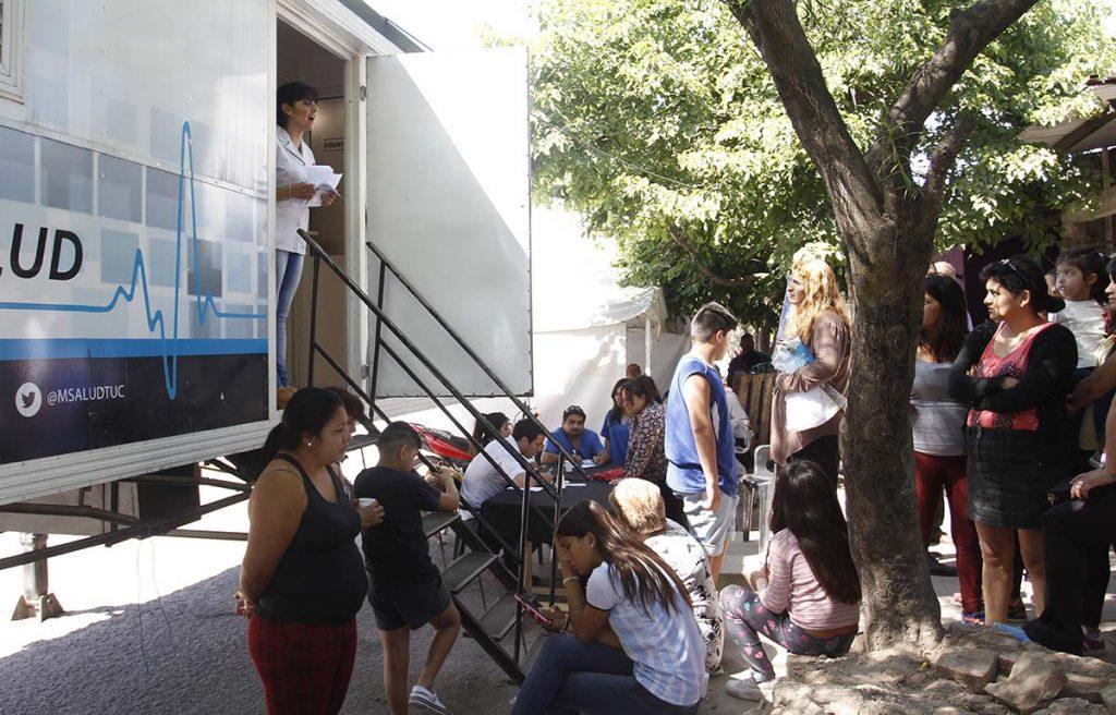 Cierre de la semana 40 del 'Tucumán te cuida'