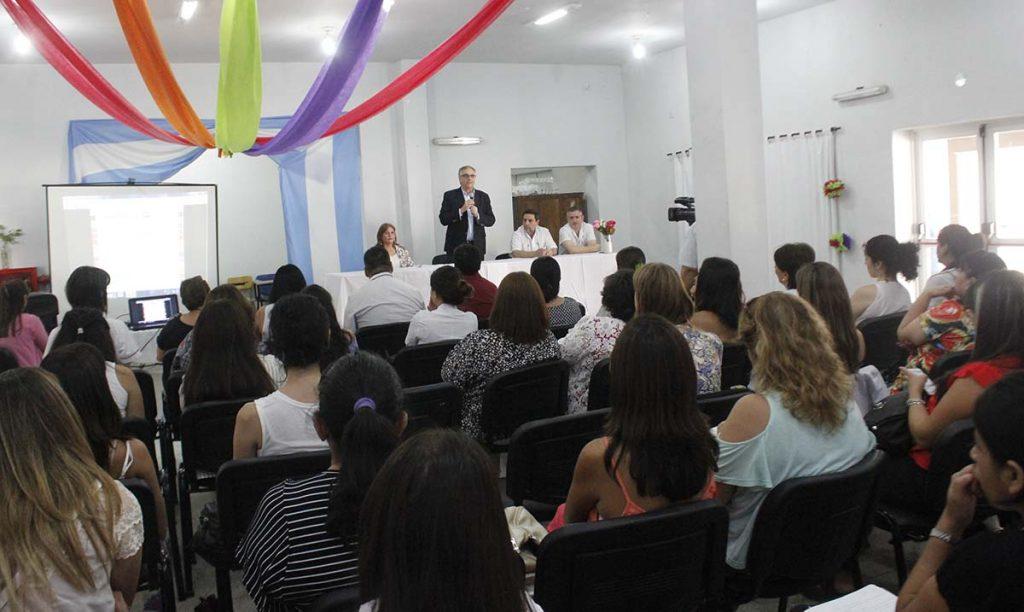 Se realizó la 'I Jornada de Intervención del Trabajo Social en el Equipo de Salud'