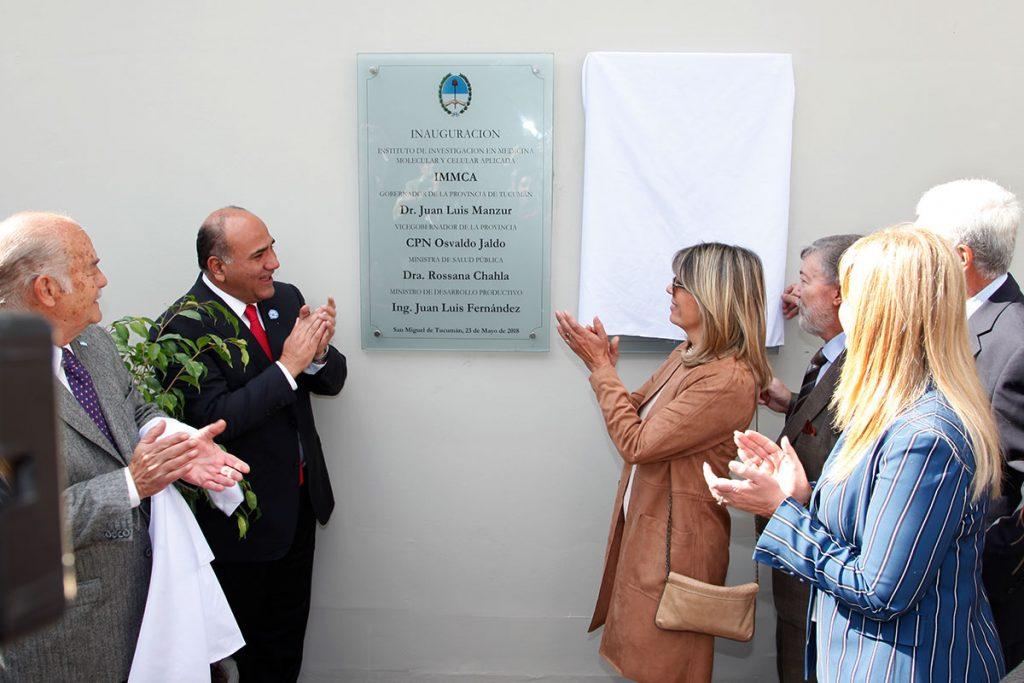 Tucumán cuenta con el primer Instituto de Investigación en Medicina Molecular del NOA