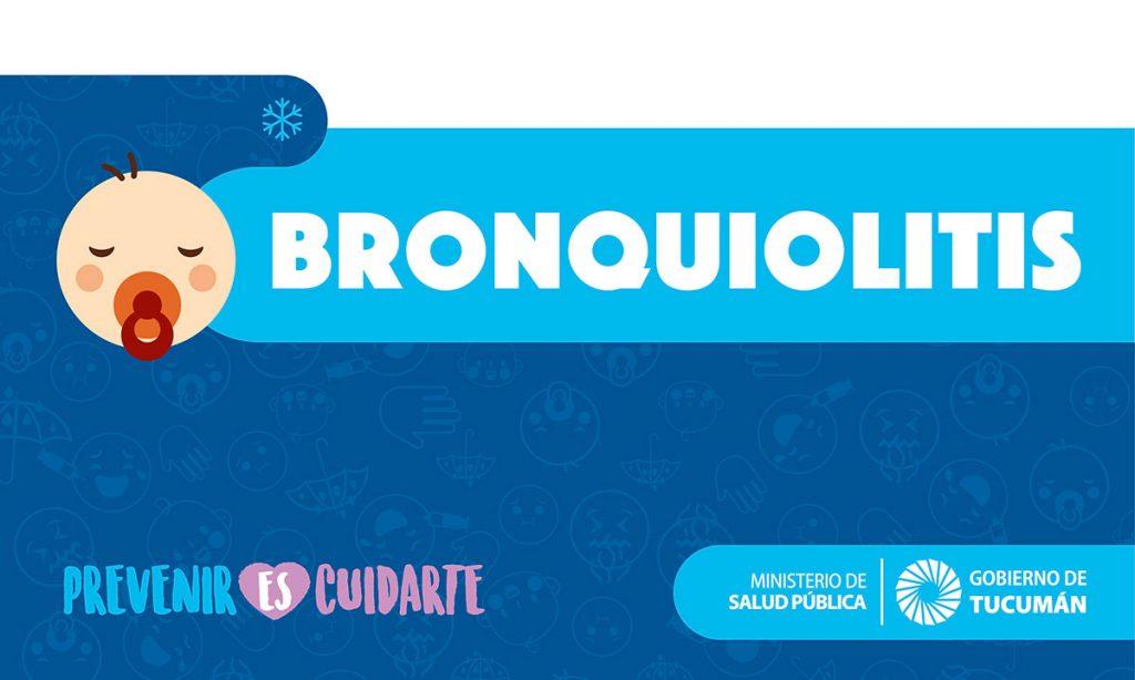 Los casos de bronquiolitis en Tucumán están controlados