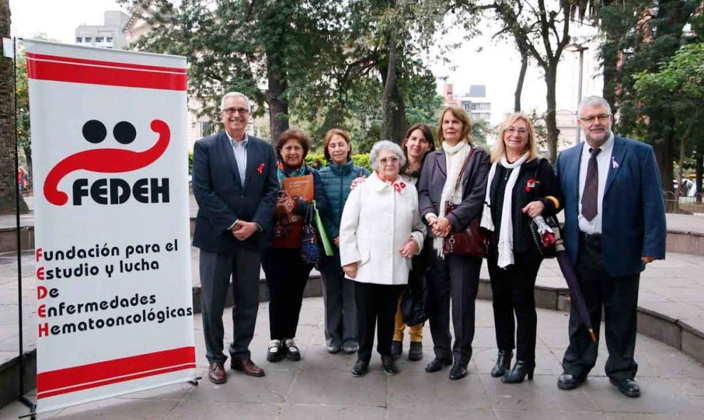 Los tucumanos se sumaron al Día Mundial del Donante de Sangre en plaza Independencia
