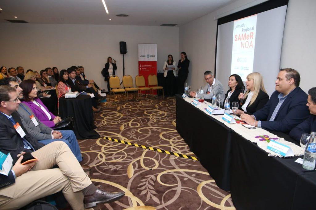 Se realizó en Tucumán la Jornada Regional SAMeR NOA