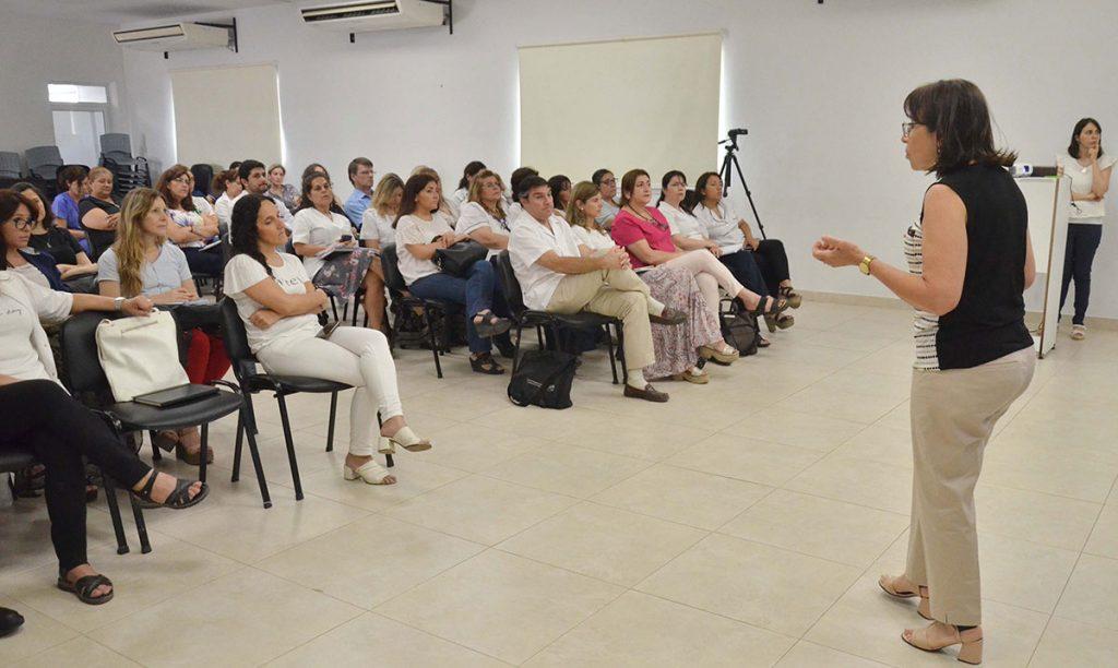 Se realizó un taller multidisciplinario en la Semana Mundial de la Resistencia Antimicrobiana