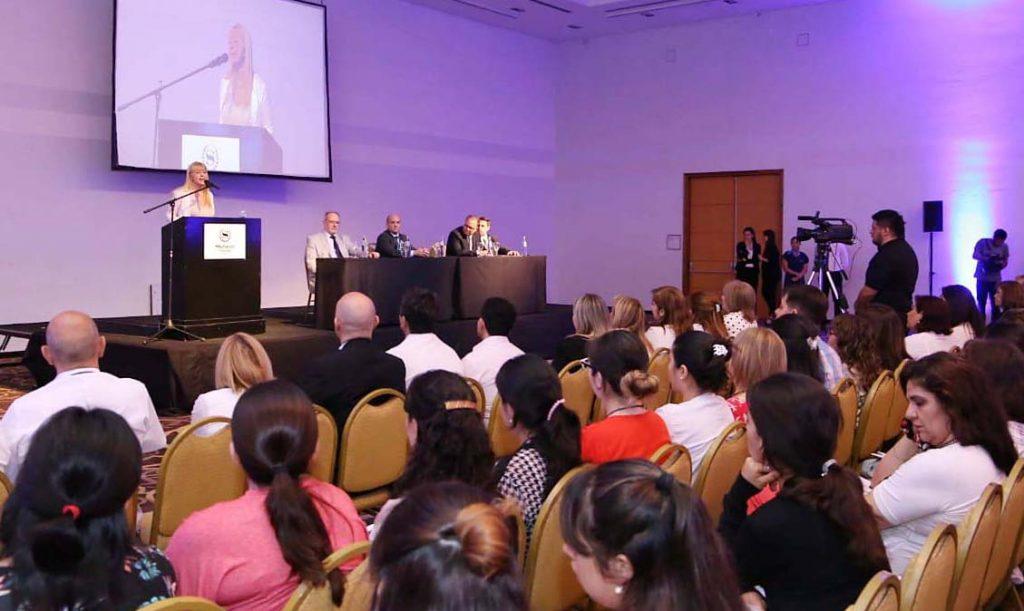 Se realizaron las Primeras Jornadas Interdisciplinarias de Prevención de Obesidad Infantil