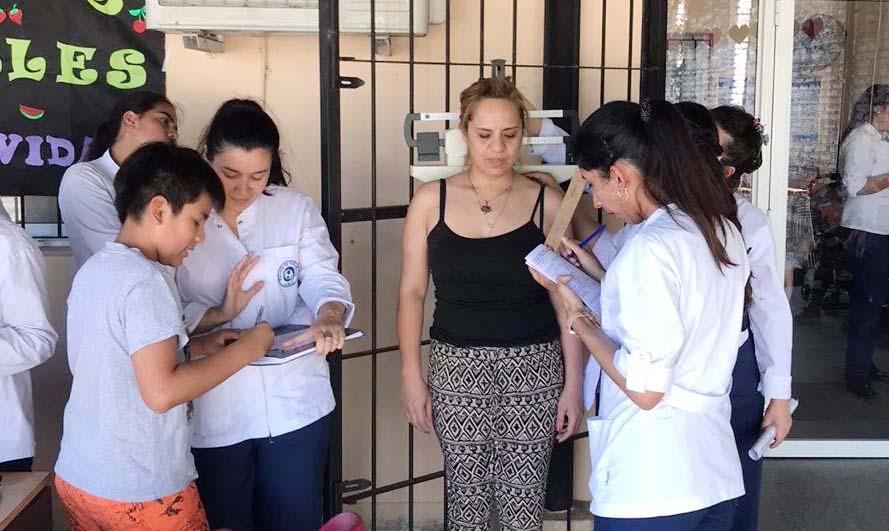 """El CAPS 25 de Mayo celebró la """"Segunda Jornada por el Día Mundial de la Diabetes"""""""