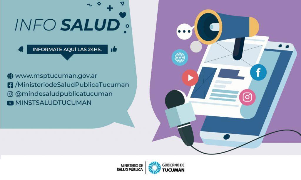 INFO SALUD: El primer resumen semanal de noticias del Ministerio de Salud Pública