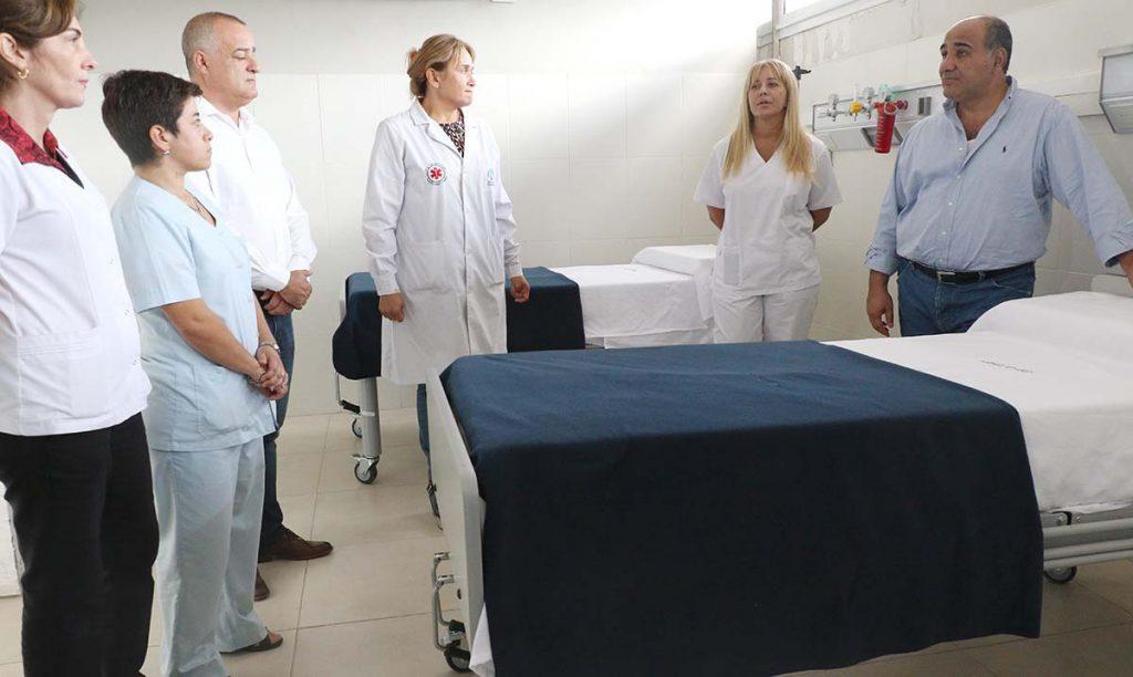 La policlínica Lomas de Tafí cuenta con insumos y profesionales para recibir pacientes con coronavirus