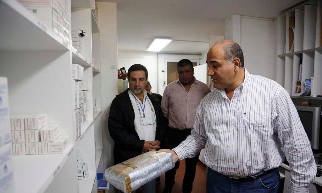 Tafí del Valle tiene su hospital preparado para recibir casos de COVID-19