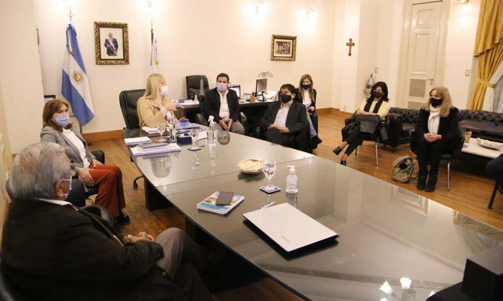 La Facultad de Medicina ratificó su compromiso de trabajo con el Ministerio de Salud Pública