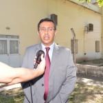 Dr.  Alberto Sabaj - Subsecretario de Salud Pública