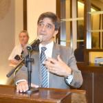 Dr. Pablo Yedlin - Ministro de Salud Pública.