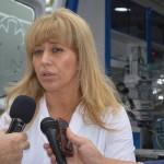 Dra. Rossana Chahla - Dir. de la Maternidad Nuestra Señora de las Mercedes