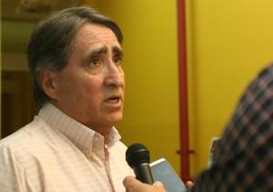 Dr. Ricardo Cortez - Jefe del Departamento de Inmunología del SIPROSA