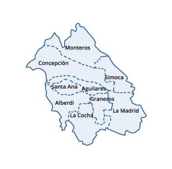 mapa-area-sur