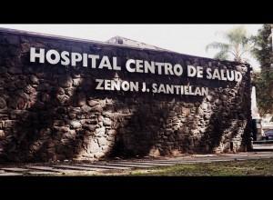 portada del hospital