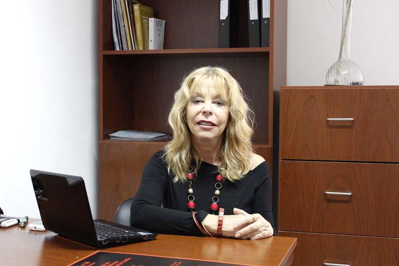 Dra.Trinidad Bo- Servicio de Salud Mental del Hospital Padilla