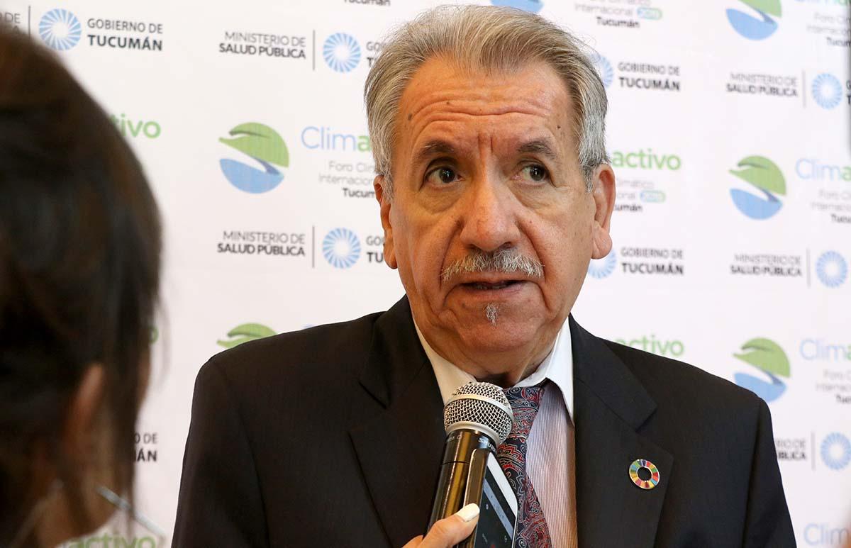 La salud, el rostro humano del cambio climático – Ministerio de Salud  Pública de Tucumán