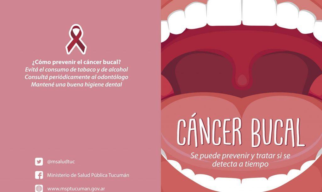 cancer bucal dia