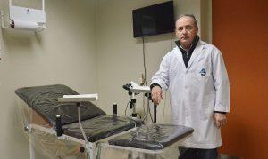 Dr. Gustavo Fernando García Caro - Unidad de Ginecología y Patología Mamaria del hospital de día Néstor Kirchner.