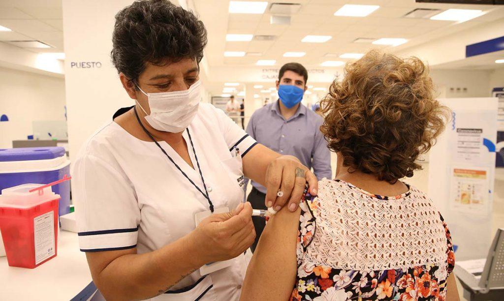 La ministra de Salud Pública recibió al intendente de Banda del Río Salí – Ministerio de Salud Pública de Tucumán