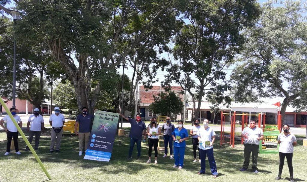 Continúa el operativo 'Viernes para vencer al vector' – Ministerio de Salud Pública de Tucumán