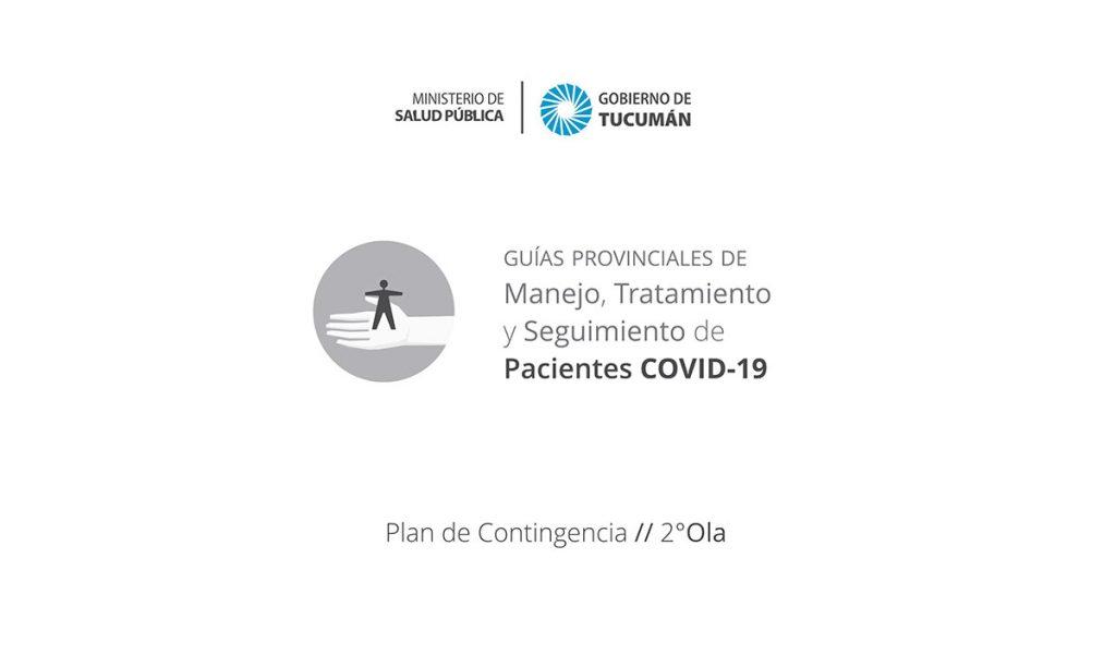 Guias provincial de manejo, tratamiento y seguimiento de pacientes covid 19