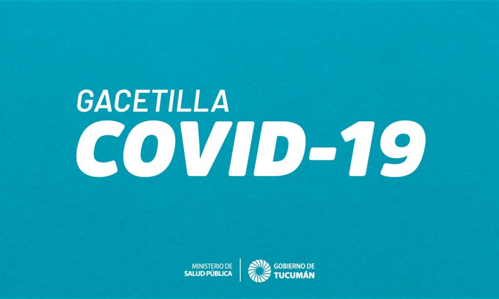 Situación COVID-19 en Tucumán