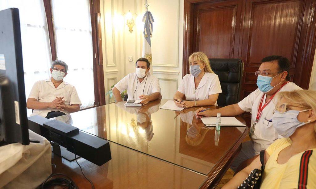 """""""El riesgo de contagio sigue siendo muy alto"""""""