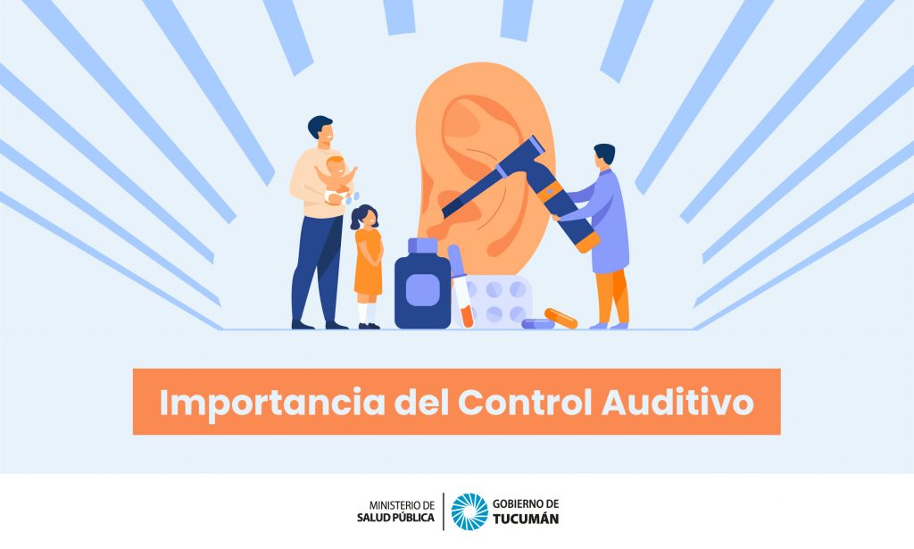 Porqué es importante realizar controles auditivos a los niños